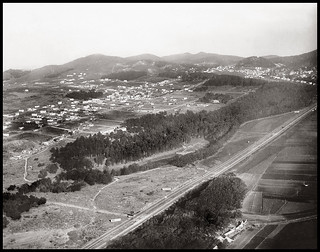 South Western area of San Francisco by Ocean, Stern Grove, Pine Lake, and Sloat Boulevard, c1920
