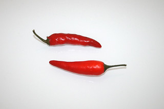 03 - Zutat Chili (Rawit) / Ingredient chili (rawit)