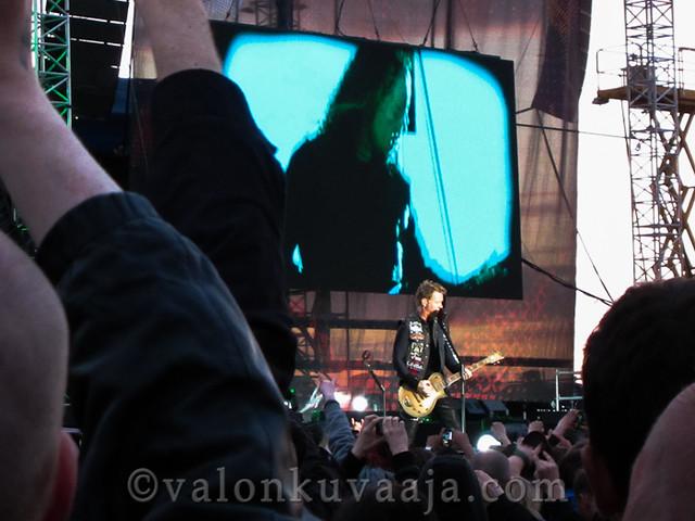 Metallica | Sonisphere Finland 4.6.2012, Helsinki.