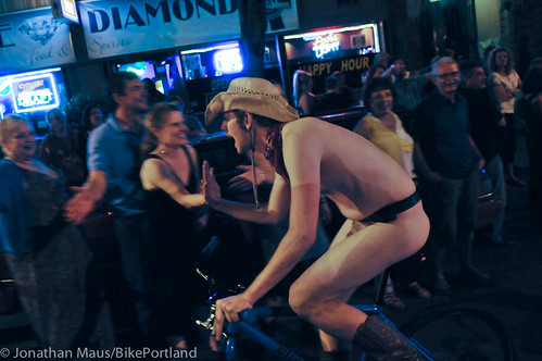 2012 World Naked Bike Ride - Portland-30