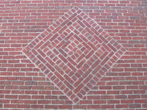 lynch building brick church wall architecture pattern kentucky side masonry decoration structure ornamentation harlancounty