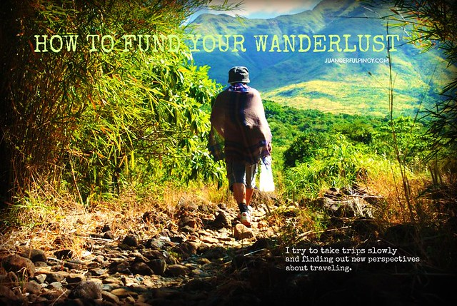 HOW TO FUND YOUR WANDERLUST