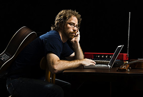 Jonathan Coulton @ Aladdin Theater