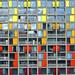 coloured grid by pho-Tony