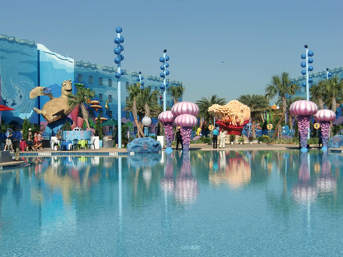 Disney's Art of Animation Resort: Hotel Ambientado en Películas Animadas