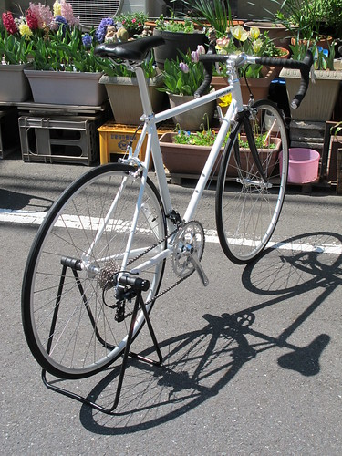 自転車の 自転車 変速機 交換 値段 : イーストリバーサイクルズ で ...