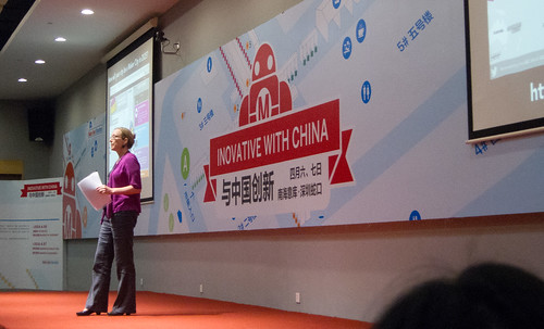 Main talks at Maker Faire Shenzhen