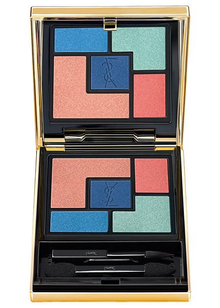 YSL-Bleus-Lumiere-Eyeshadow-Palette-2014 тени