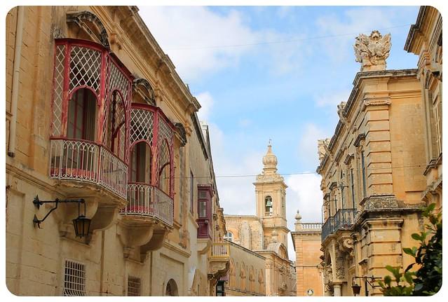 mdina malta street