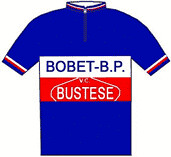 Veloclub Bustese Bobet - Giro d'Italia 1957