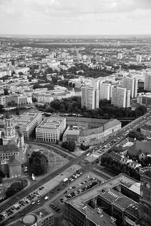 Image of Fernsehturm Berlin near Mitte. berlin architecture germany de deutschland view alexanderplatz tyskland mitte cityview euorpe berlinerfernsehturm twtower tvtorn berlinfromabove panoramastrase arestaurantwithaview radiotvtorn