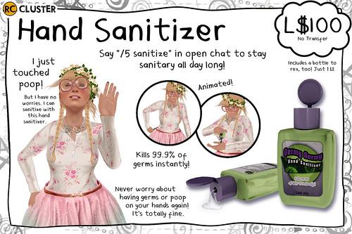 -RC- Hand Sanitizer