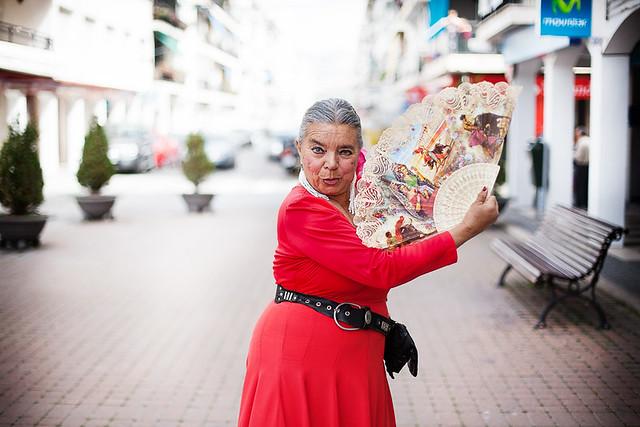 Carmen la flamenca
