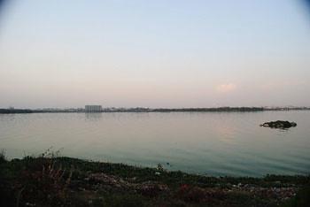 Hussain Sagar Lake