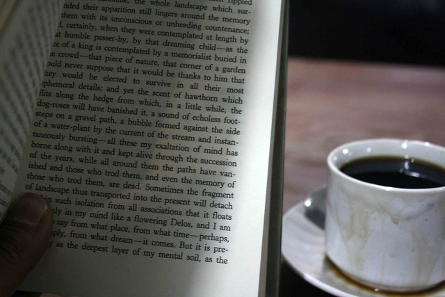 City Reading – The Delhi Proustians – XIV, Indian Coffee House