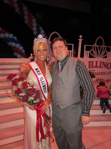 Mrs. Illinois America 2012