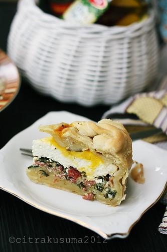 KBB#28: Torta Pasqualina