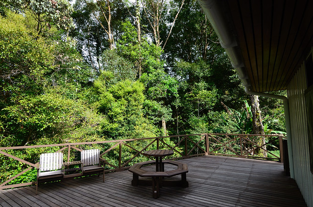 2012.03.29 Mt. Kinabalu Park / Grace Hostel