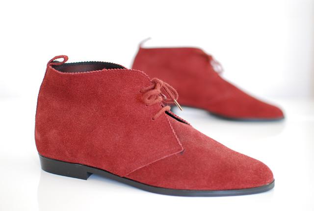 red desert boots
