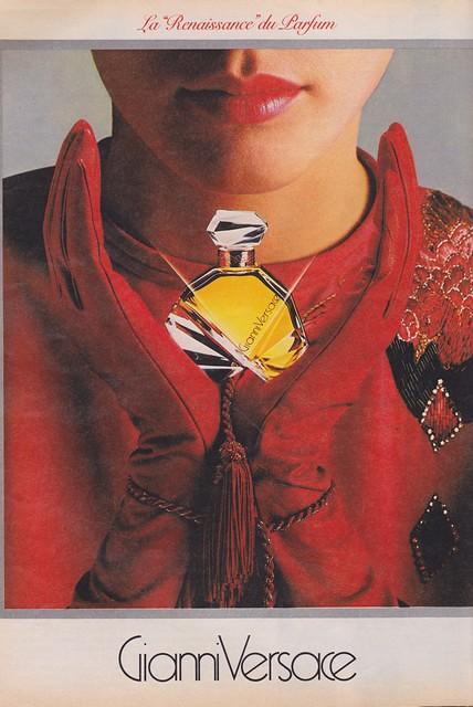 1983 - Gianni Versace perfume
