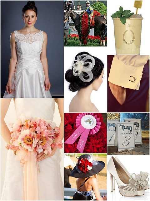 Kentucky Derby Bridal Style Inspiration