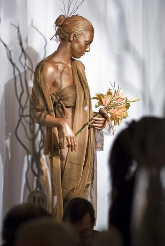 Human Statue Bodyart by humanstatuebodyart