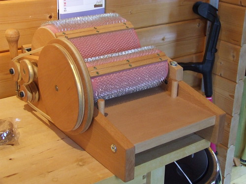New Drum Carder 1