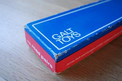 Road Pairs – Galt Toys