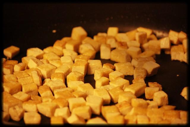 sauteed tofu