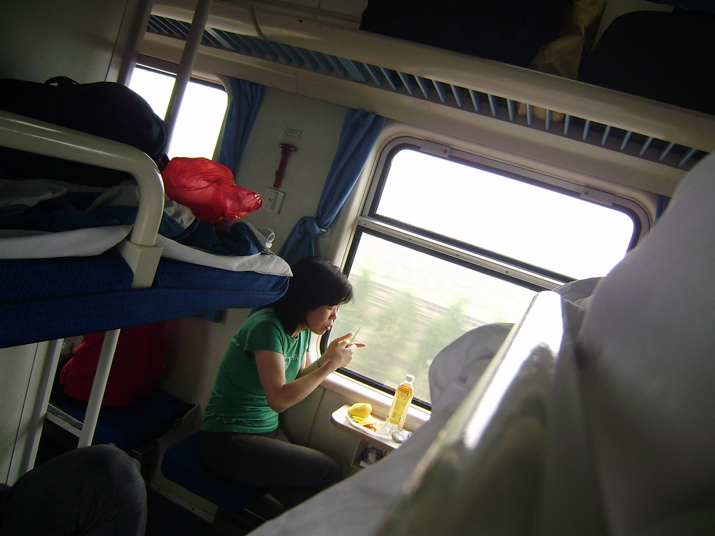 Nanchang --> Fuzhou train