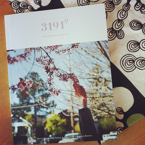 125/366 :: my quarterly arrived