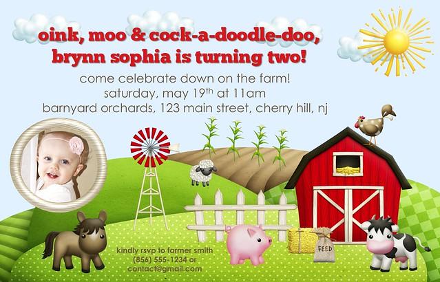 Brynn's Farm Invite3 Blog