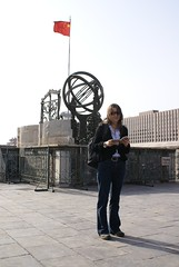 12 03 29 Beijing Old Observatory Windy Ruth