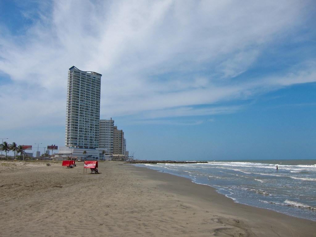 Картахена пляж