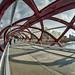 Peace bridge 5 by Jacqueline A. Sheen Photography