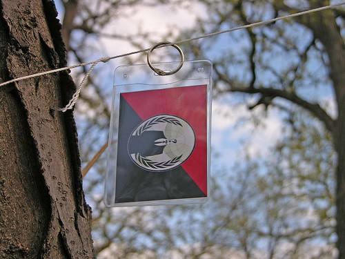 anonymous badge
