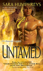 November 1st 2012  Sourcebooks Casablanca                  Untamed (The Amoveo Legend, #3) by Sara Humphreys