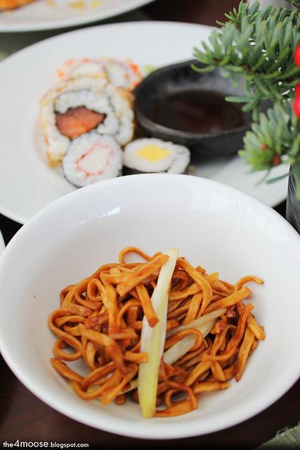 Hyatt Regency Shatin - Noodles