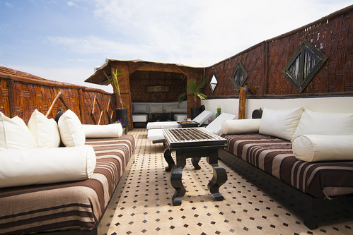 BEST ROOF TERRACE RIAD IN MARRAKECH by Coolest Riads Morocco