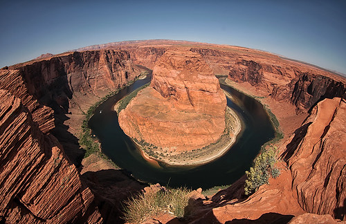 Horseshoe Bend..This is where Max was