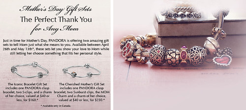 Pandora Mother's Day
