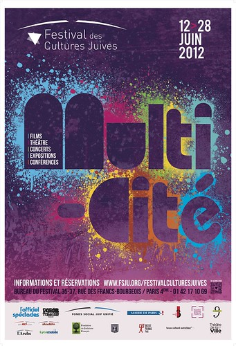 Festival Multi cité // juin 2012 by Pegasus & Co