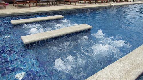 Koh Samui Kandaburi Resort hillside pool サムイ島カンダブリリゾート (3)