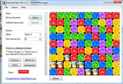 Diamond dash bot autoclick (free download) | tenthofmarch. Com.