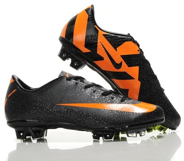 new product 38518 2ce23 ... Nike Mercurial Vapor Superfly III Safari FG CR7 Firm Ground Football  Boots Black   by DrickRose