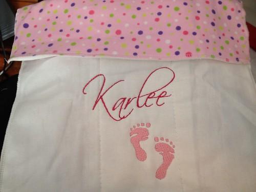 Karlee Burp 4