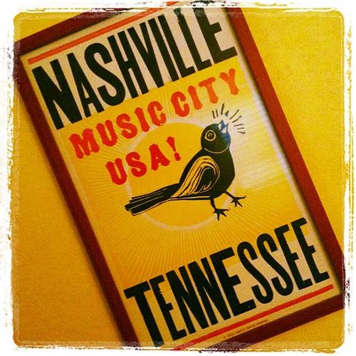 Nashville Hatch Show Print