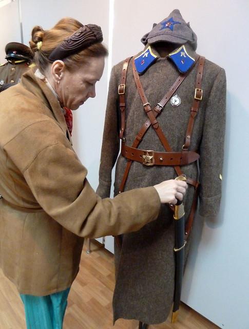 9 мая Минск Домик Выставка военного обмундирования Бабицкого 3