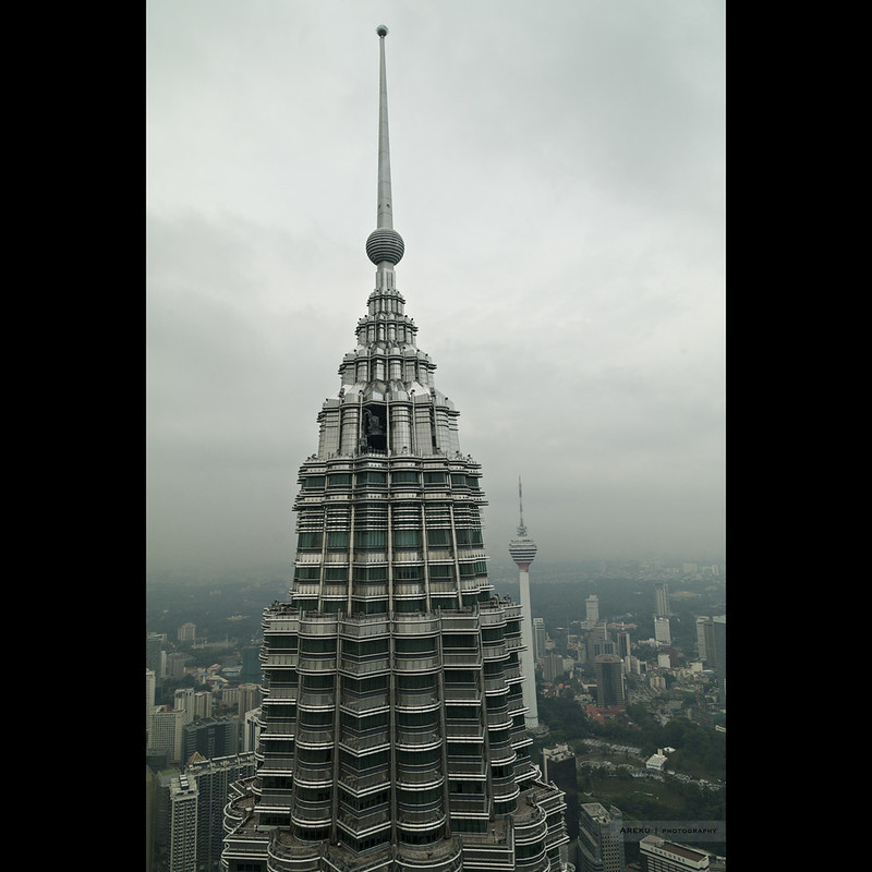 Head of the Petronas Towers