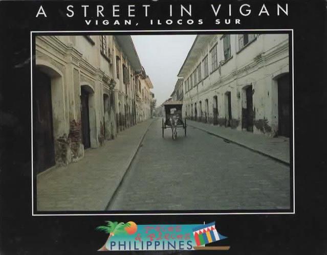 vigan, Vigan's Hispanic Charm